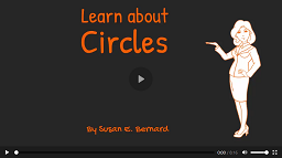 Video: Learn About Circles