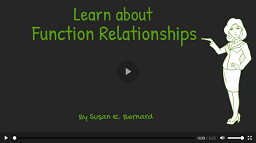 Video: Learn About Function Relationships