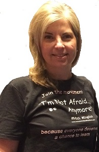 Join the Movement to I'm Not Afraid... materials