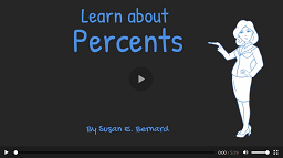 Video: Learn About Percents
